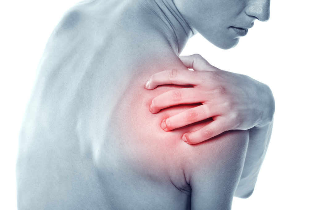 βελονισμός και πόνος στον ώμο